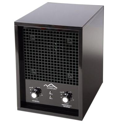 Black BA 3500 6 Stage Ozone Generator Air Purifier